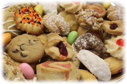 Mixed Cookie Tray